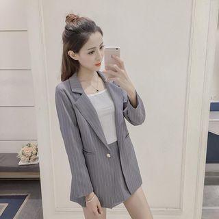 BRAND NEW Outerwear set (outerwear + short)