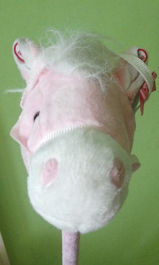 Hobby horse 發聲人手玩具騎馬仔