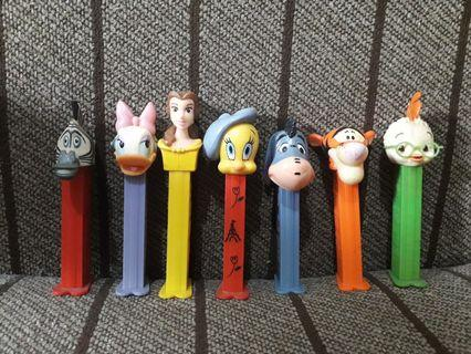 PEZ COLLECTIONS