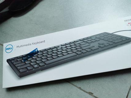 Dell multimedia keyboard