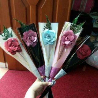 Bouquet Flowers Buket Bunga Gift Wisuda