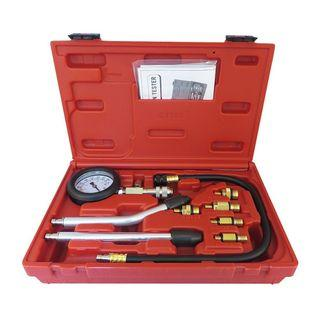 Universal Petrol Engine Compression Tester          The Most Economical & Practical Compression Tester for wide range of use such as   Cars, Light Commercial Vehicles, Motorcycle, Small Engines, ATV & etc