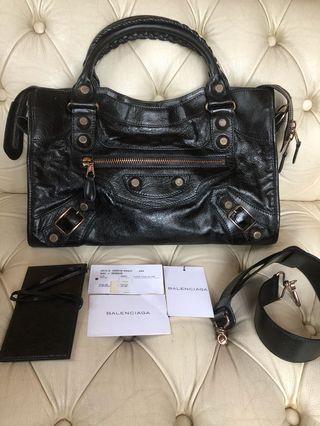 Balenciaga Handbag.100% Authentic. Nice and clean
