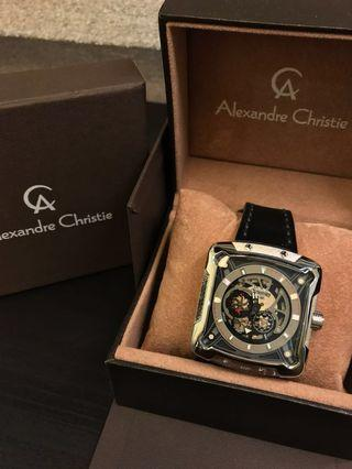 Alexandre Christie automatic watches