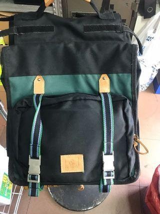 Cycling double side outdoor bag