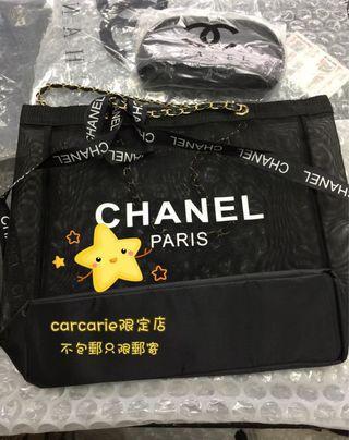 Chanel化妝袋