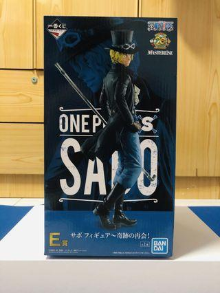 E prize (Sabo)-Banqpresto ichiban KUJI One Piece THE GREATEST! 20th ANNIVERSARY