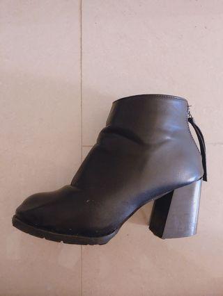 🚚 正韓跟靴