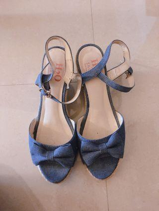 🚚 夏天必備蝴蝶結涼鞋