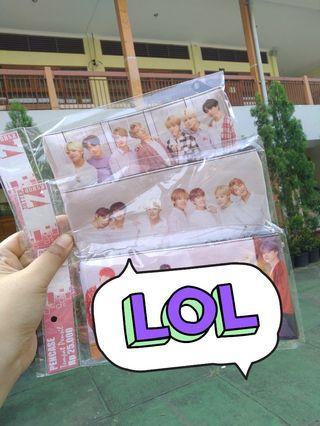 BTS Pencil case