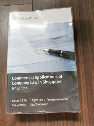 🚚 AC2302 Company Law TB
