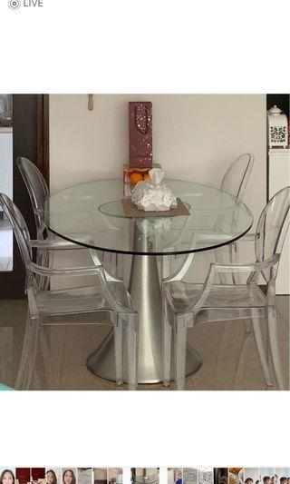 🚚 OM Dining Table 1.8m