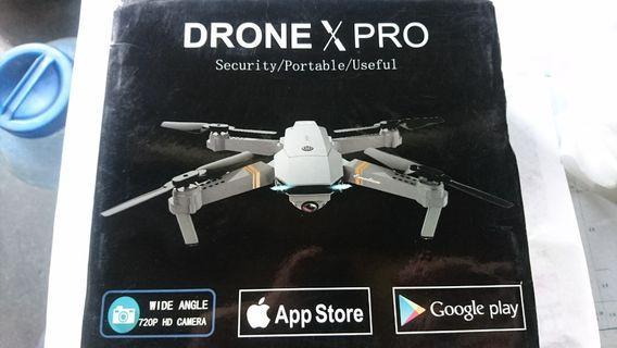 DRONE X PRO 玩具空拍機 無人機 折疊機