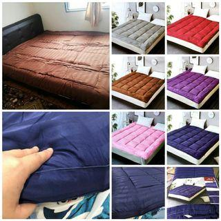 BED TOPPER COVER MATTRESS