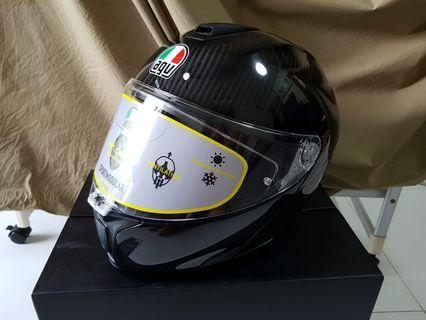 AGV Sport modular carbon fiber brand new in box L size