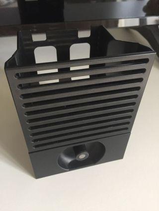 Nespresso parts - Capsules container & Drip tray