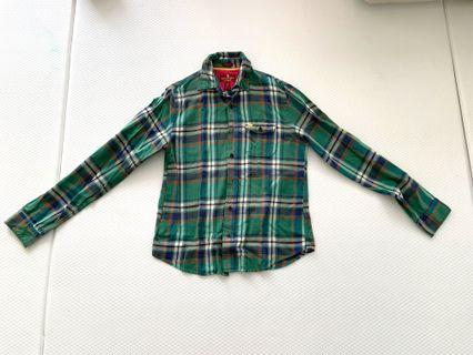 Abercrombie & Fitch shirt. Size L. Muscle fit. A&F