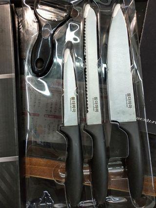 🚚 全新現貨-MOMO代購分售 -韓國WONDERMAMA 420白鋼三刀一刨