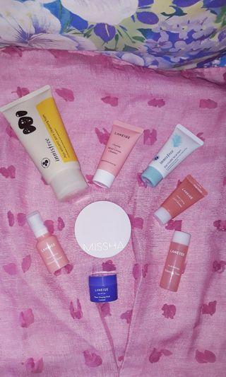 Skincare & Make up Korea Dijamin Original Stok Terbatas