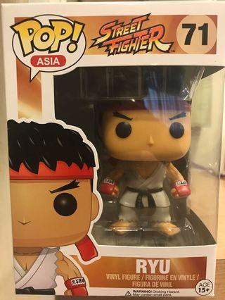 Funko Pop Street Fighter Ryu