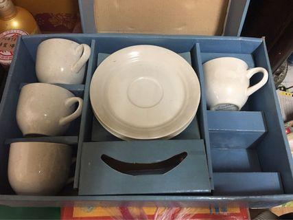 🚚 簡約茶杯組 5個 出貨前會清洗