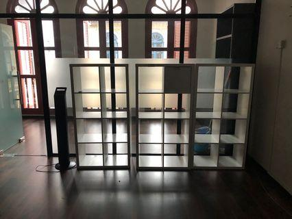 🚚 Ikea Kallax Shelf