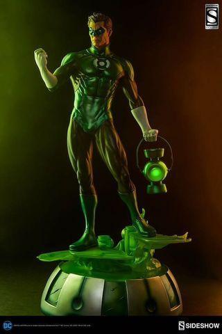 Sideshow Green Lantern Premium Format 1/4 scale statue