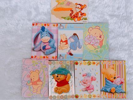 Winnie the Pooh 珍藏卡