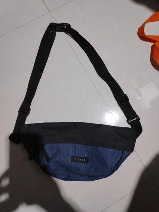 Waistbag visval