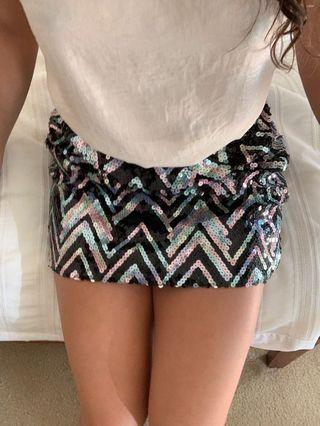 Sequence Skirt (small)