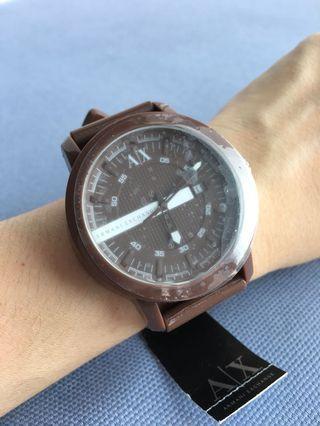 A|X ARMANI EXCHANGE 手錶