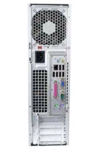 HP Compaq dc5800 C2D 2.6 / 2GB RAM / 120GB HDD / Windows Vista Desktop PC