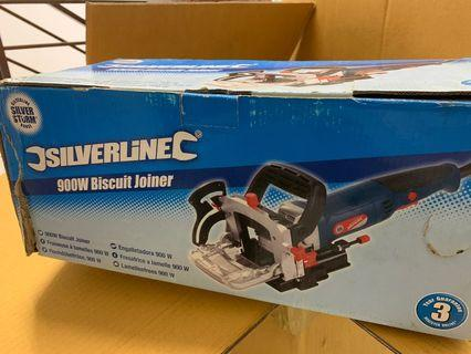 Silverline Biscuit Jointer