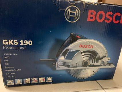"""Bosch Circular Saw 7"""""""