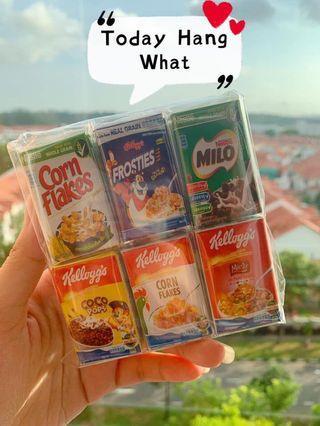 🚚 # 3D Cereal Magnet