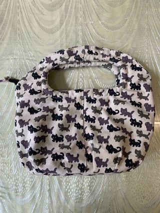 日本貓貓 手提袋 lunch box 袋