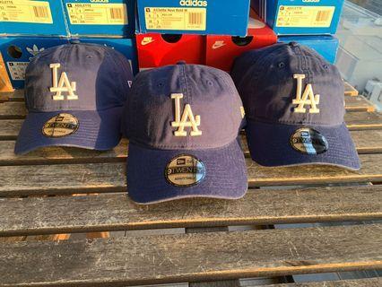 New Era Hats - LA Strapback Cap