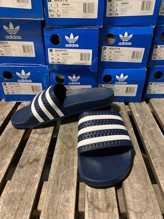 Adidas Slides - US 6 and US 7