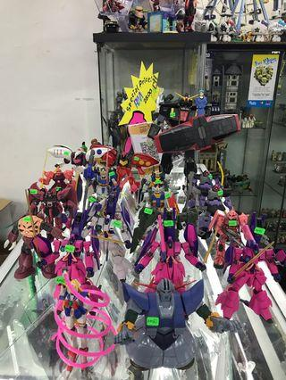 Gundam Msia action figure