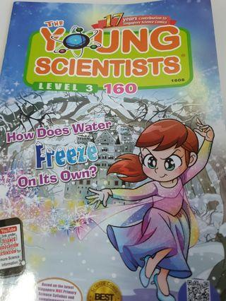 Young Scientists Level 3 No 160