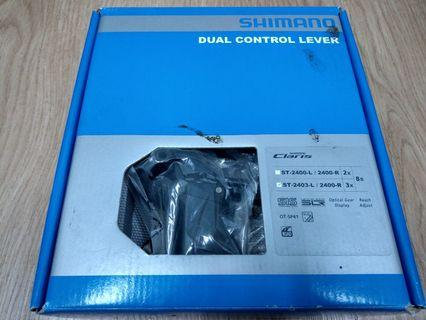 Shimano claris ST 2403 (3*8) for Road