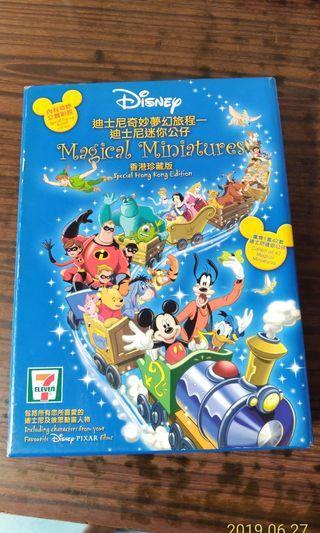 迪士尼奇妙夢幻旅程一迪士尼迷你公个子