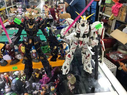 Not original Gundam Robot Tamashii