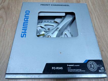 Shimano FC R345 for Road (9S)