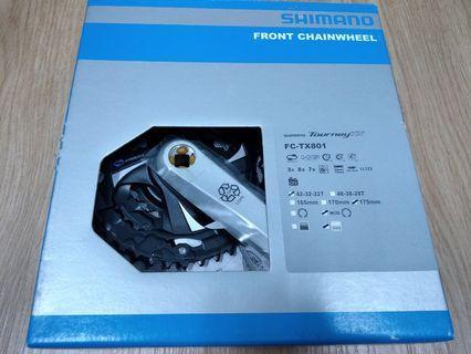 Shimano Tourkey TX801 (7/8s)
