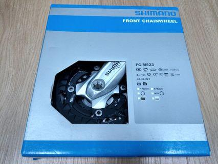Shimano FC 523 for MTN (10sp)