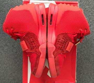 🚚 Air yeezy 2 red october