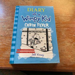 🚚 diary of wimpy kid 英文書