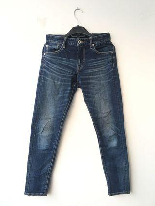 SHIPS Skinny Tapered Jeans
