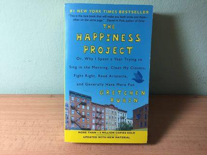 The Happiness Project (Gretchen Rubin)